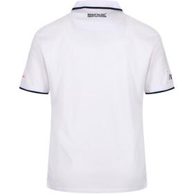 Regatta Tremont II - Camiseta manga corta Hombre - blanco